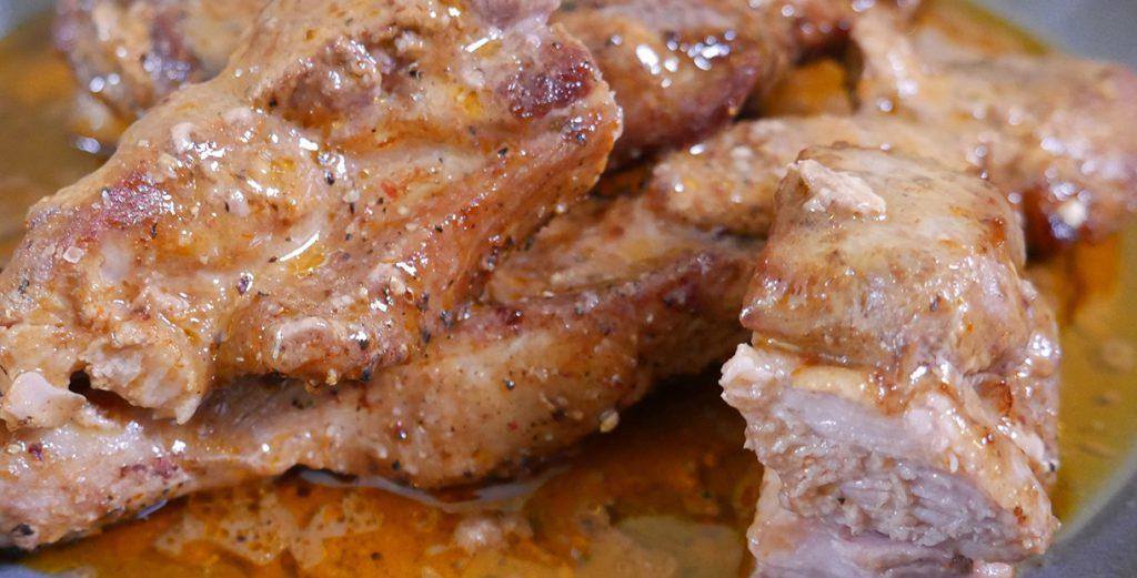 Медальоны из свиной вырезки рецепт