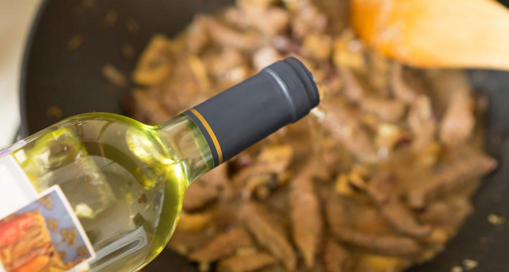 Вино для бефстроганов