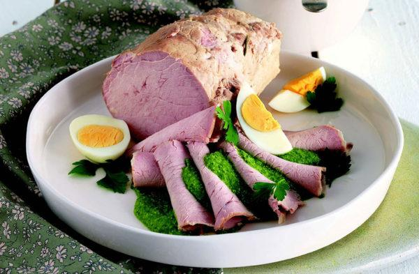 Что приготовить из свиного карбонада