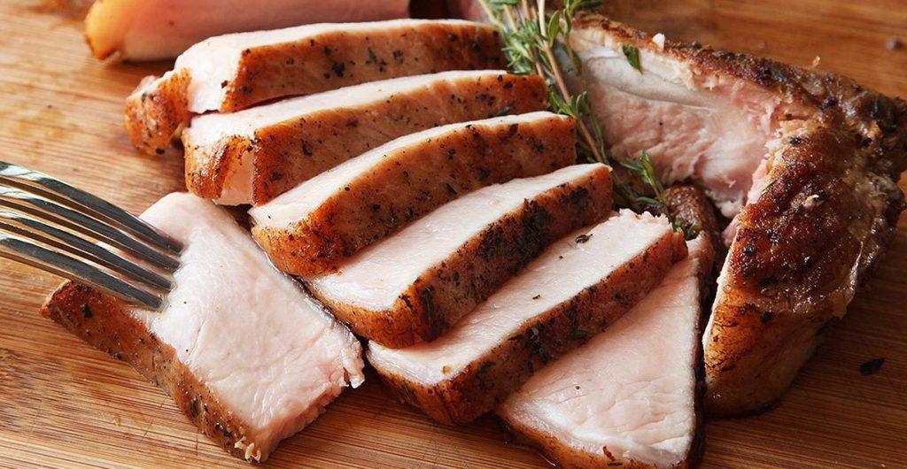 Классический рецепт отбивных из свинины в духовке
