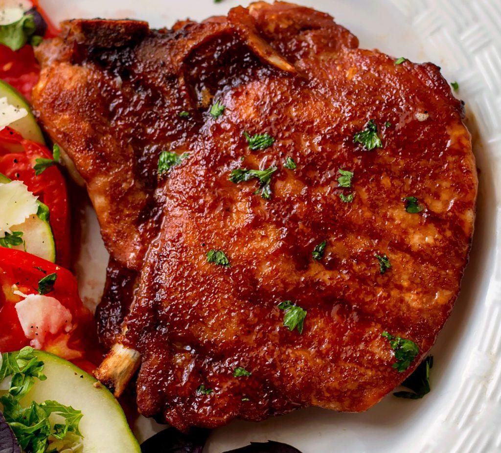 Свинина в кляре на сковороде по китайски