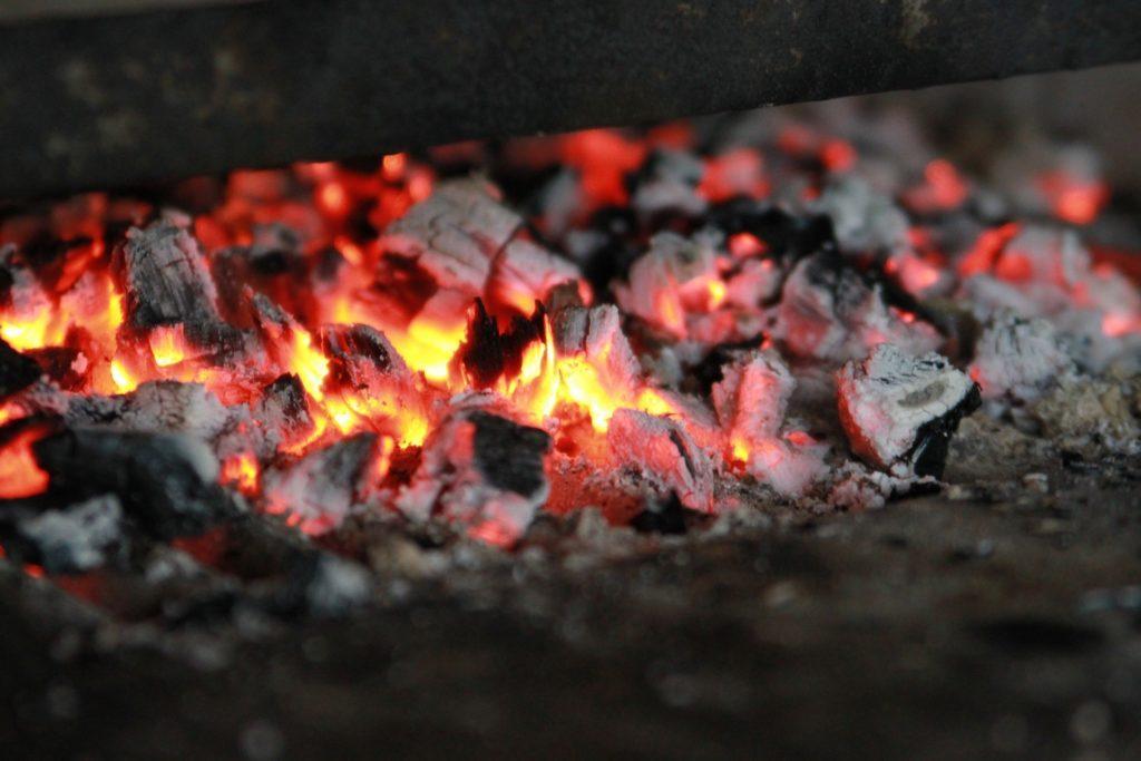 угли для жарки