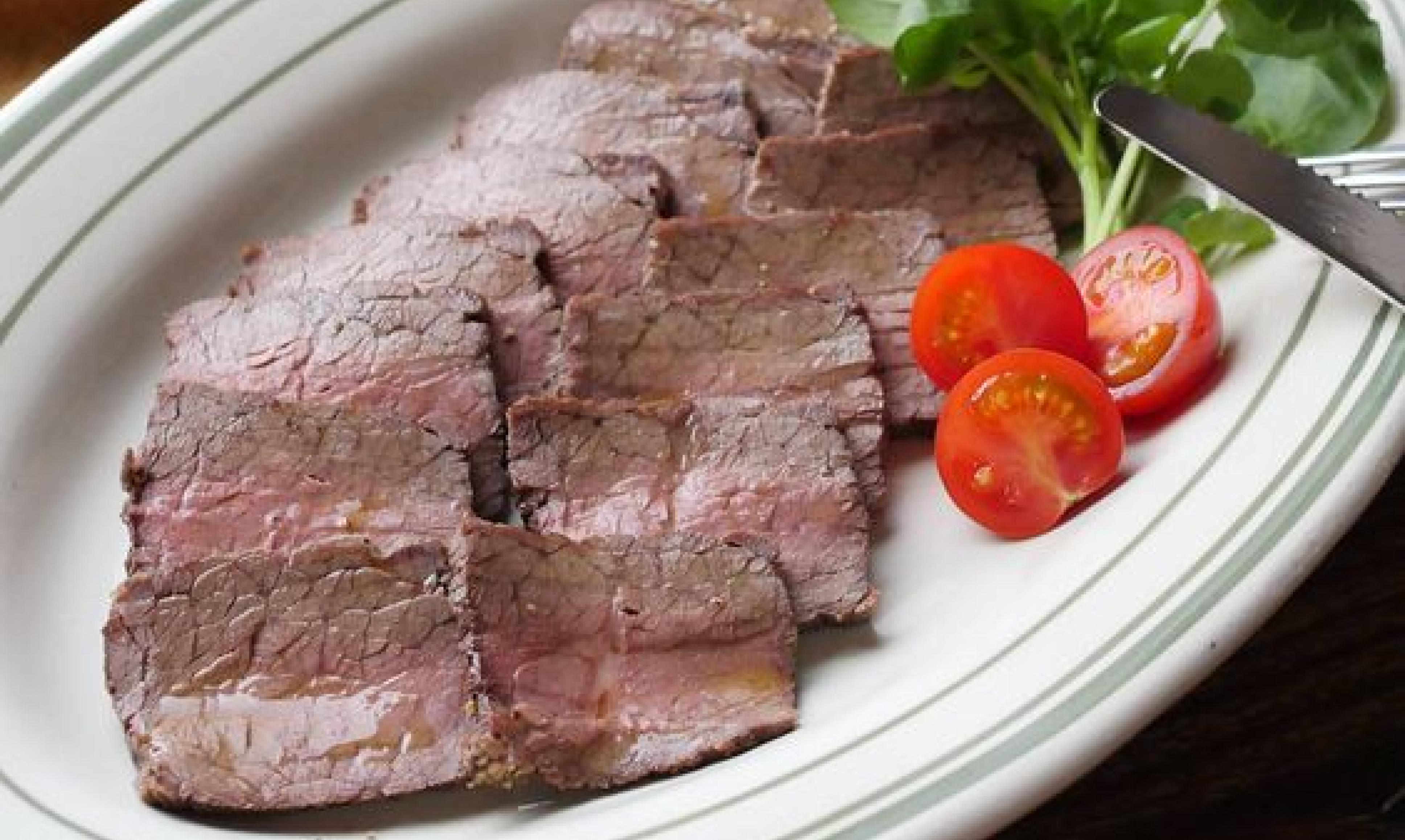 Вареное мясо к гарниру