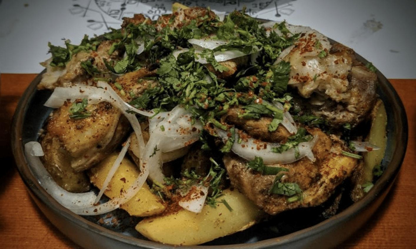 Оджахури по грузински рецепт с фото