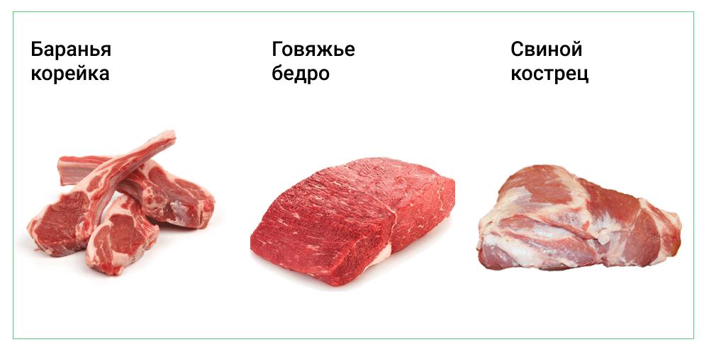 Какое мясо брать для дамламы