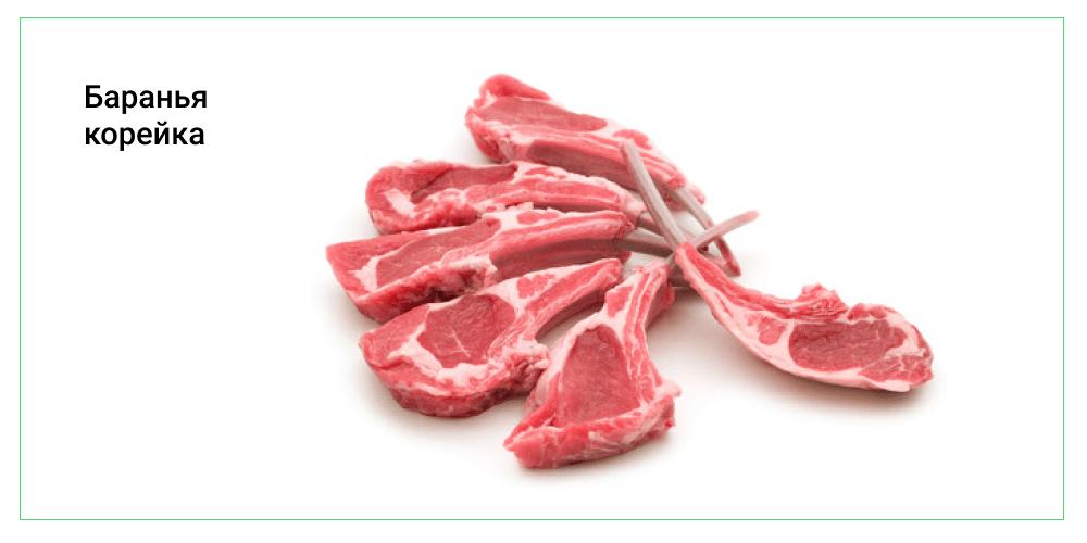Мясо для нарханги