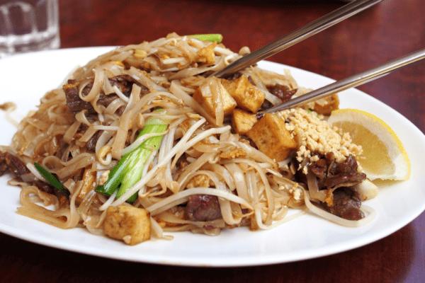 Мясо по тайски рецепт