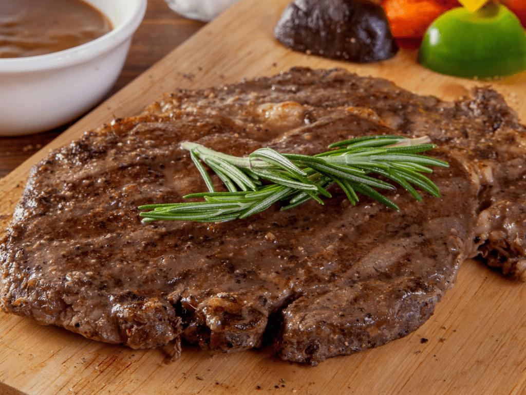 Вкусные говяжьи отбивные