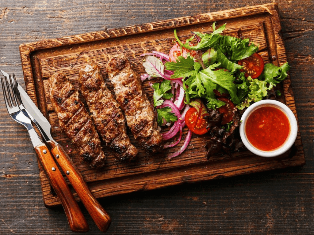 Вкусные соусы к люля кебаб