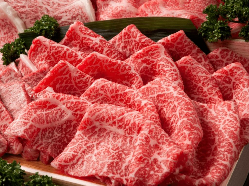 Японская мраморная говядина вагю