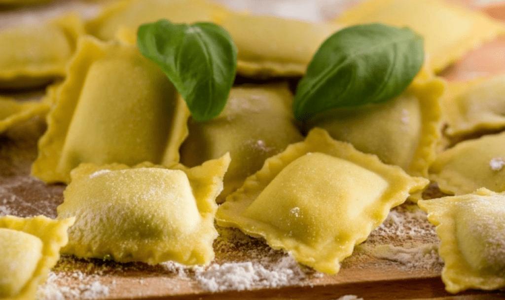 Итальянские равиоли