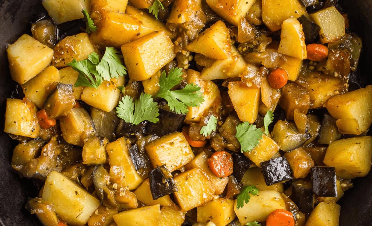 Как готовить рагу с мясом и овощами