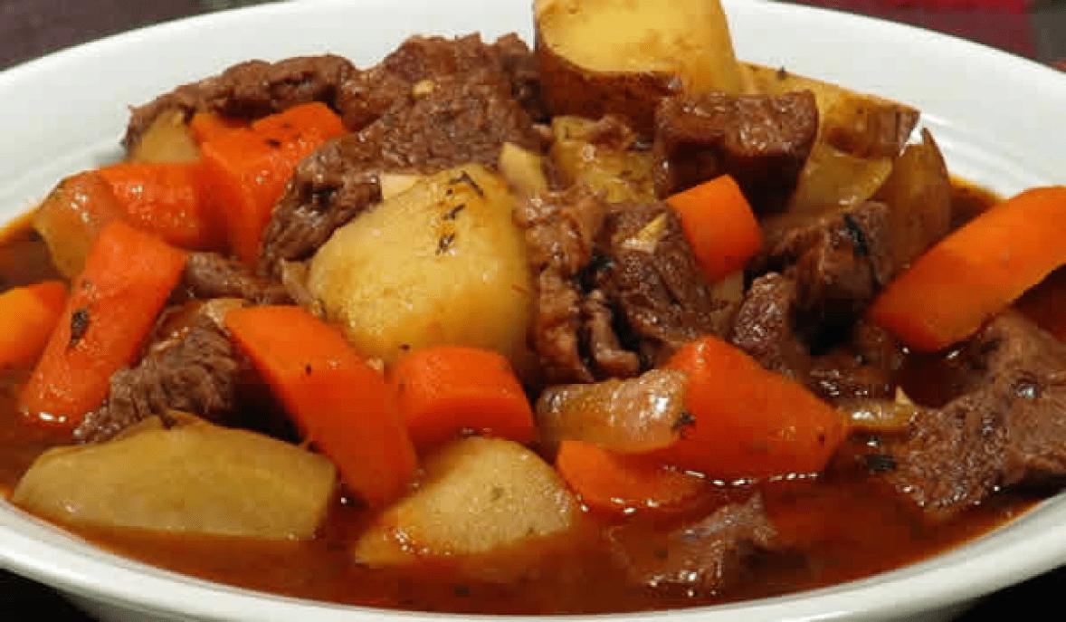 Как приготовить вкусное овощное рагу с мясом