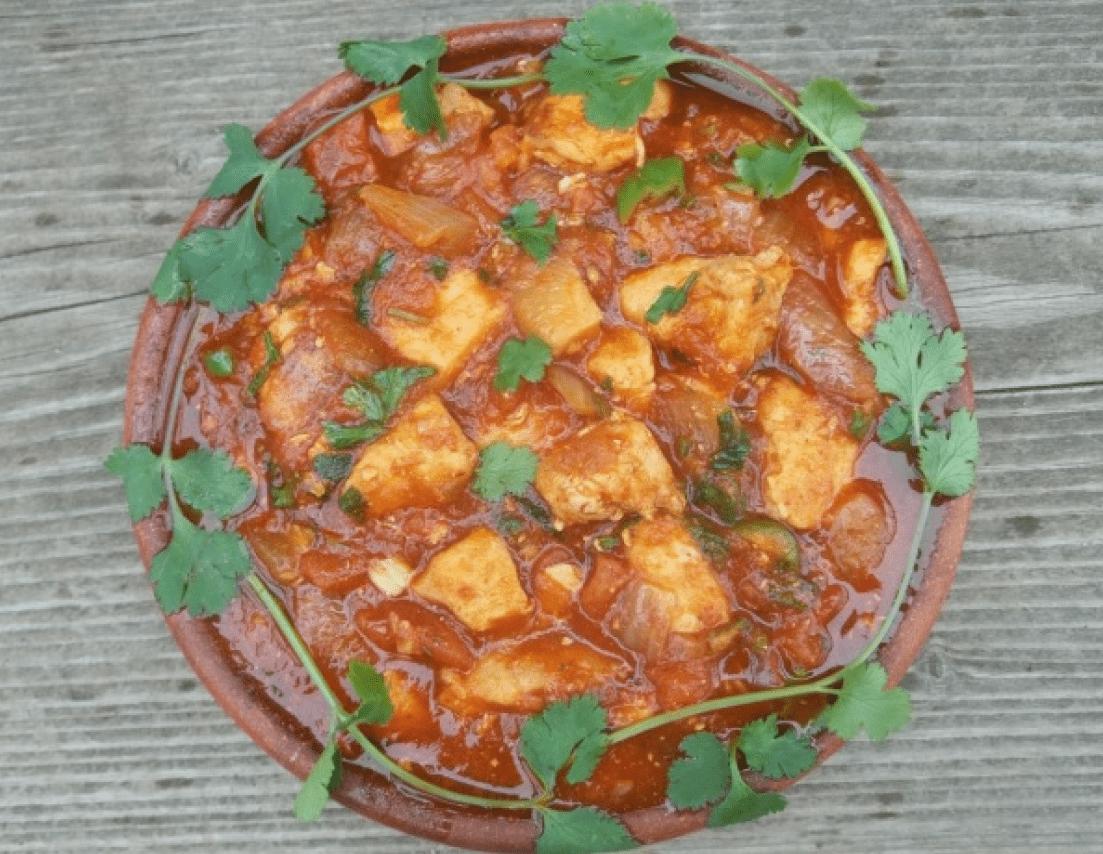 Острое чанахи рецепт приготовления