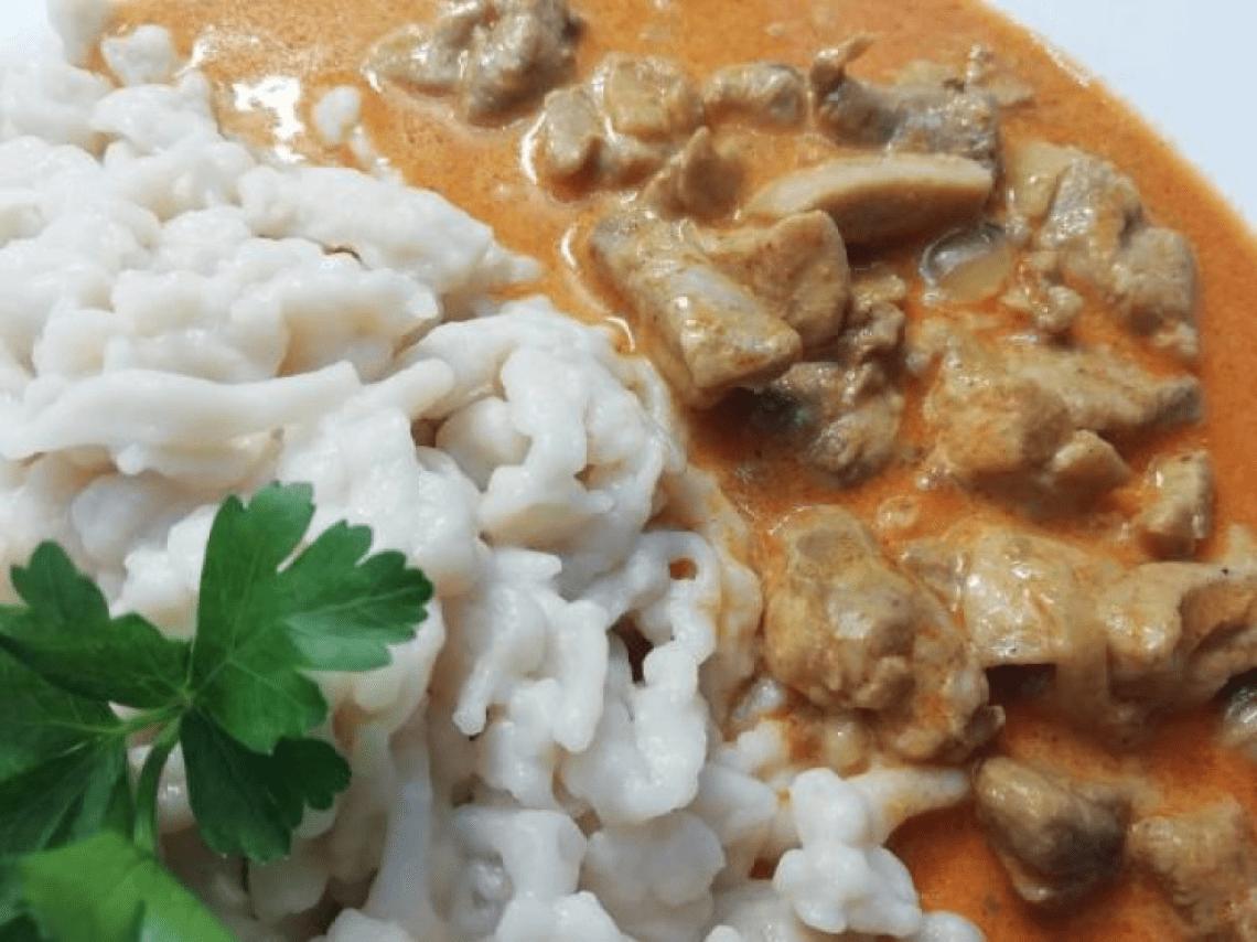Паприкаш по венгерски рецепт