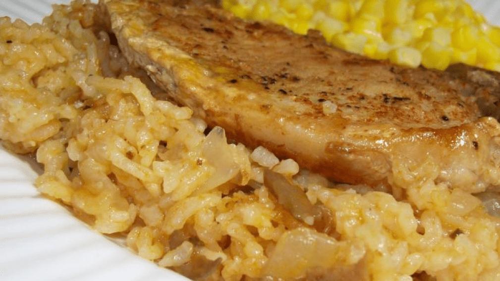 Рис с мясом рецепт в духовке